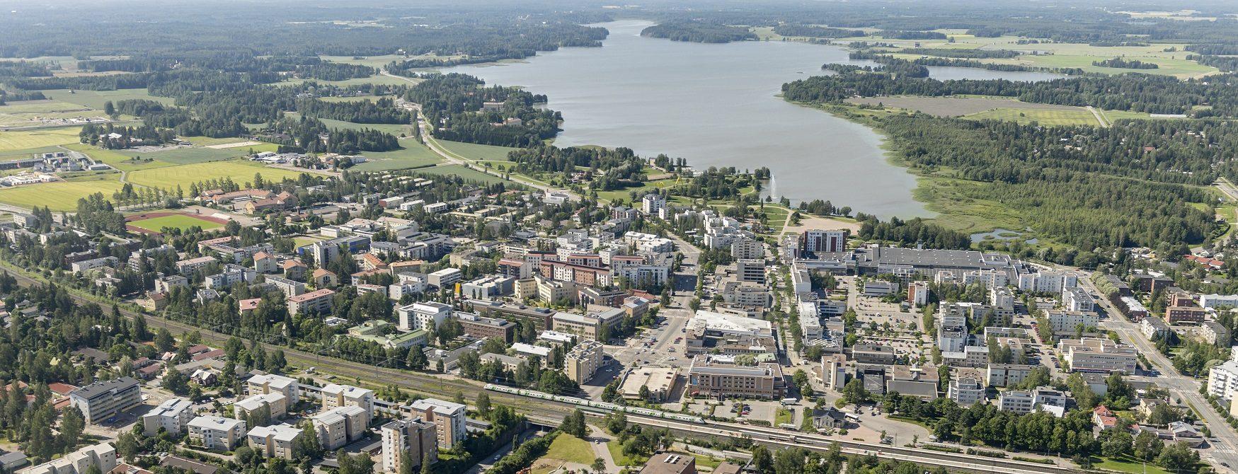Uudenmaan 35. maanpuolustuspäivä Järvenpäässä lauantaina 7.10.2017